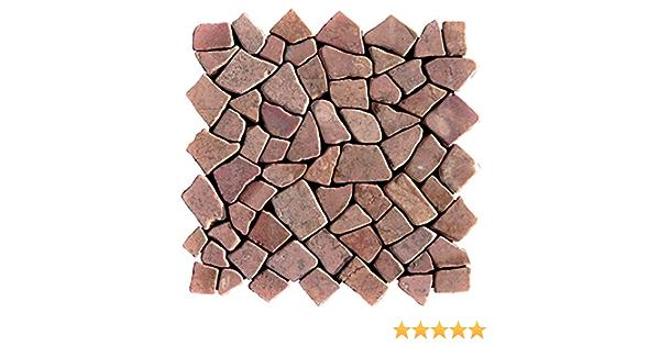 Fliesen Lager Steinmosaik Herne Bruchsteinmosaik 1 Marmor Matte M-003