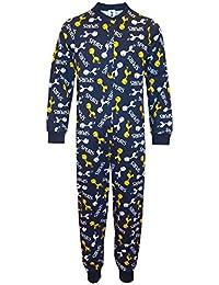 Tottenham Hotspur FC officiel - Combinaison de pyjama thème football - enfant