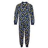 Tottenham Hotspur FC - Kinder Schlafanzug-Overall - Offizielles Merchandise - Geschenk für Fußballfans - 7-8 Jahre