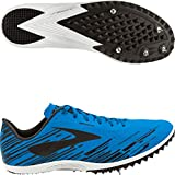 Brooks Mach 18, Scarpe da Running Uomo, Giallo (Nightlife/BrooksBriteBlue/Blac 1D739), 41 EU