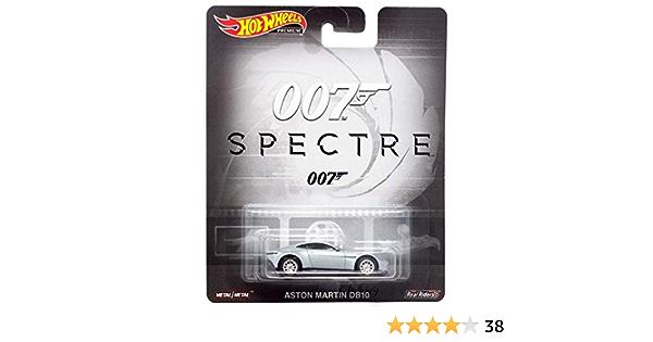 Die Cast Modell Aston Martin Db10 Aus 007 Spectre Metall Maßstab 1 64 6cm Hot Wheels Premium Real Riders Amazon De Spielzeug