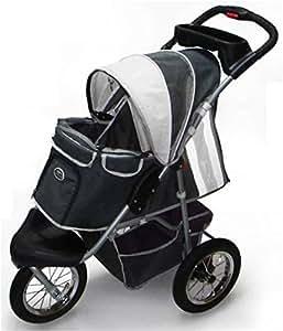 Pet Stroller Ips 045 Dog Carrier Trolley Trailer