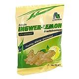 Avitale Ingwer-Lemon Fruchtbonbon, 5er Pack (5 x 75 g)