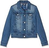 TOM TAILOR Kids Mädchen Jacke Denim Jacket Blau (Light Stone Blue Denim 1097), 140