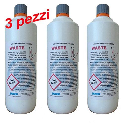 Zoom IMG-2 waste disgorgante per scarichi 3