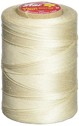 yli-corporation-1200-yd-star-fil-coton-mercerise-solides-ecru