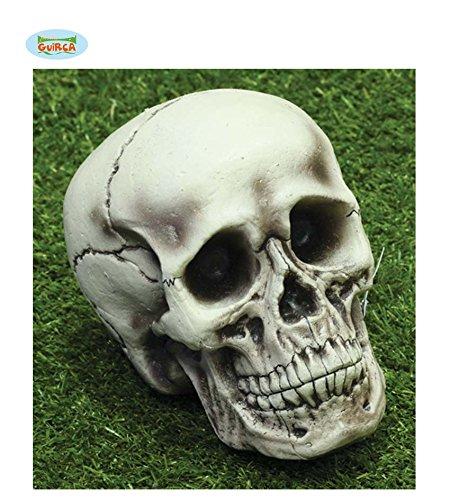 Calavera de 21 cm. Halloween