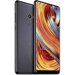 "Xiaomi Mi MIX 2 SIM doble 4G 64GB Negre - smartphone (15,2 cm (5.99""), 64 GB, 12 MP, Android, 7.1.1, negre) [versió europea]"