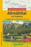 Bruckmanns Radführer Altmühltal u. Umgeb