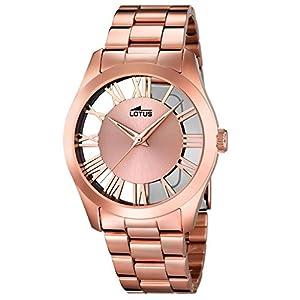 18124/1 reloj rosé de Lotus