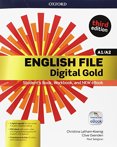 English file gold.A1-A2.Premium.student's book
