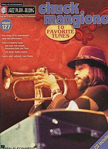 Chuck mangione clarinette+CD (Jazz Play-Along)