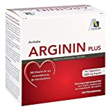 ARGININ PLUS Vitamin B1+B6+B12+Folsäure Filmtabl. 240 St