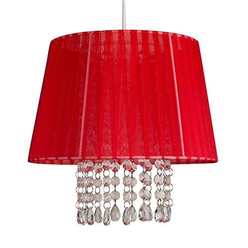 -suspension-lustre-classique-uno-abat-jour-conique-en-voile-crepe-tissu-rouge-vibrant-decore-avec-cr