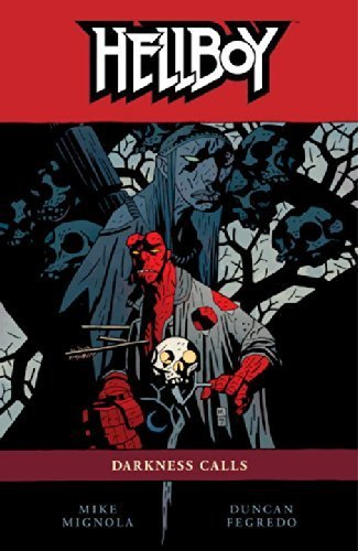 Hellboy, Vol. 8: Darkness Calls by Mignola, Mike (2008) Paperback