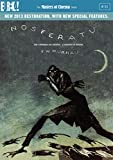 Nosferatu (2013 Restoration) [Masters of Cinema] [DVD]