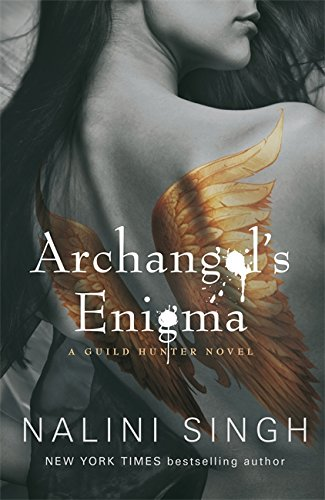 Archangel's Enigma: Book 8 (The Guild Hunter Series)