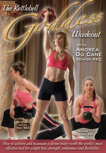 The Kettlebell Goddess Workout - with Andrea Du Cane Senior RKC