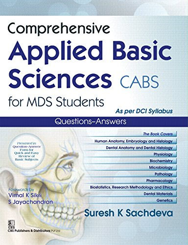 Comprehensive Applied Basic Sciences for MDS Students