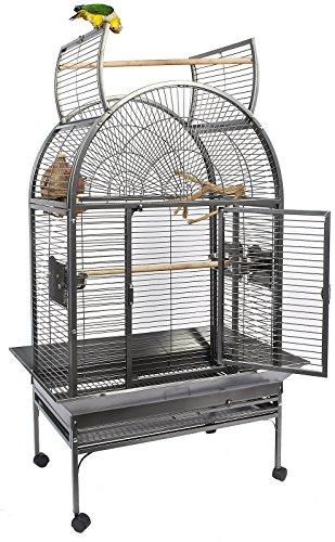Montana Cages ®   Papageienkäfig, Designkäfig, Käfig, Zimmervoliere New Jersey - Antik für Papageien