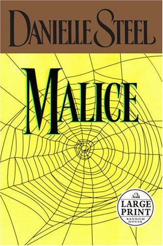 Malice (Random House Large Print)