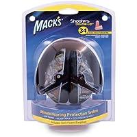Mack's Ultra Light Shooting Ear Muffs - Camouflage by Mack's preisvergleich bei billige-tabletten.eu