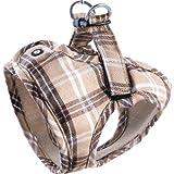 Doxtasy Soft-Geschirr Beige L ( 43 - 48cm )