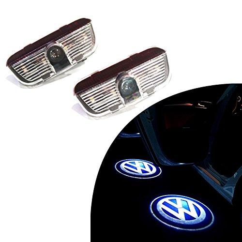 OPAYIXUNGS 2 Stück Autotür Türbeleuchtung Logo Projektion Einstiegsleuchte Projektor Licht