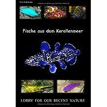 Fische aus dem Korallenmeer: Haltung, Habitate, Biologie und anderes aus dem Meer
