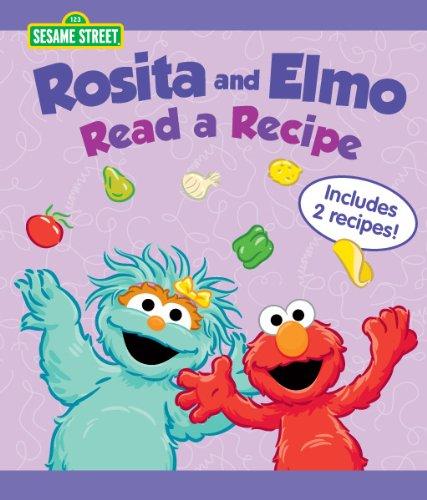 Rosita and Elmo Read a Recipe por Jodie Shepherd