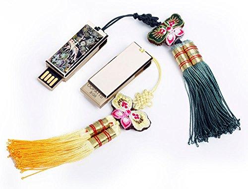 USB-Stick, Dekor Perlmutt, 8GB, Samsung, 2.0, Multimedia-Zubehör, Modell: Eternité China Dekor