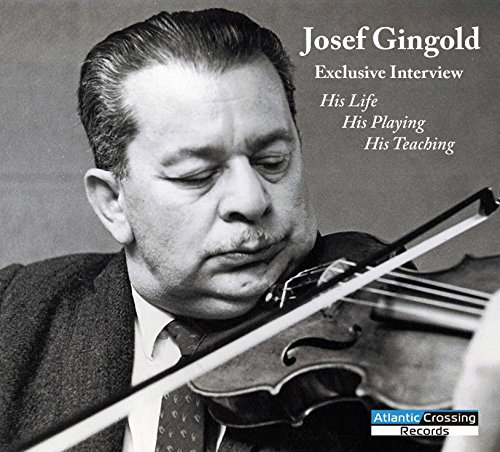 Gingold:An Exclusive Interview (Inc Exclusif)