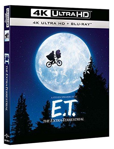E.T. - L'Extra-Terrestre (Blu-Ray 4K Ultra HD+Blu-Ray) (1 Blu-ray)