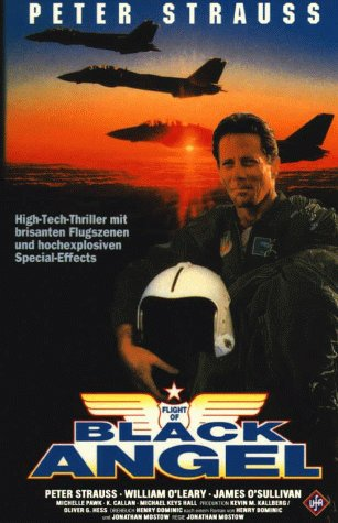 Flight of Black Angel [VHS] (Flight Angel Black Of)