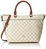 Joop! Damen Cortina Thoosa Handbag Lhz Henkeltasche, Weiß (Offwhite), 14x27x41 cm