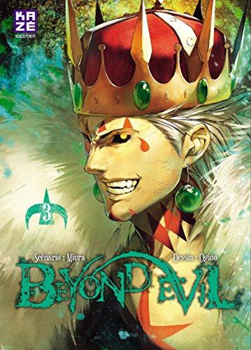 Beyond Evil T03 par Miura