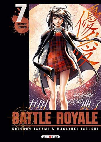 Battle Royale - Ultimate Edition 07 par Koushun Takami,Masayuki Taguchi