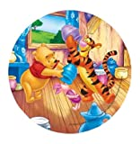 ~DISNEY WINNIE THE POOH, 20,5 CM, KUCHEN, KUCHENDEKORATIONEN, OBLATE/REISPAPIER, CUPCAKE CUPCAKE-DEKORATION, V. GEBURTST