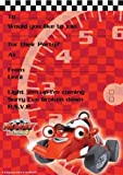 Roary The Racing Car Invitations with Envelopes- Pack of 20
