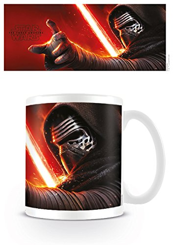 Star Wars Episode VII Taza Kylo Ren Wrap