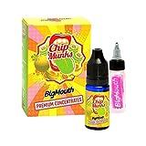 Big Mouth Classical Aromakonzentrat (zum Mischen mit Basisliquid für e-Liquid, 0,0 mg Nikotin) Chip Munks, 10 ml