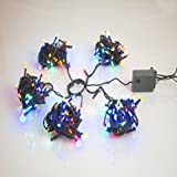 Bunte Speed Light LED für Weihnachtsbaum 150 cm