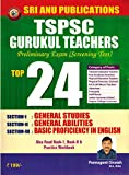 TSPSC Gurukul Teachers Preliminary Exam ( Screening Test ) Top 24 Model Papers [ ENGLISH MEDIUM ]