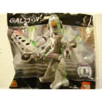 McDonalds Happy Meal Toy Lego Galidor #2 Jens by LEGO