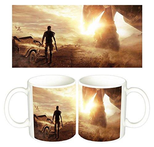 Mad Max Game Tasse Mug