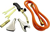 Gasbrenner Abflammgerät Handlötset Handlötgerät Lötkolben Gaslötgerät (PAL-UNIW)