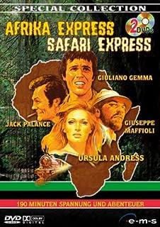 Afrika Express / Safari Express [2 DVDs]