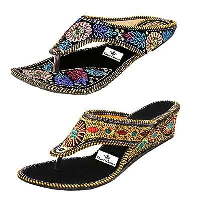 Thari Choice Women's Traditional Fashion Sandals