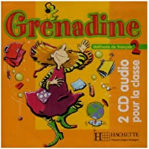 Grenadine: Niveau 2 CD Audio Classe (X2)
