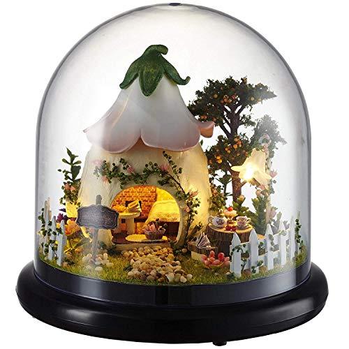 ZSTCO Mein Nachbar Totoro Nachtlampe mit Musik, Studio Ghibli Kreative Werke Totoro für Kinder Geschenk Desktop Dekoration - Kreative Karton Kostüm